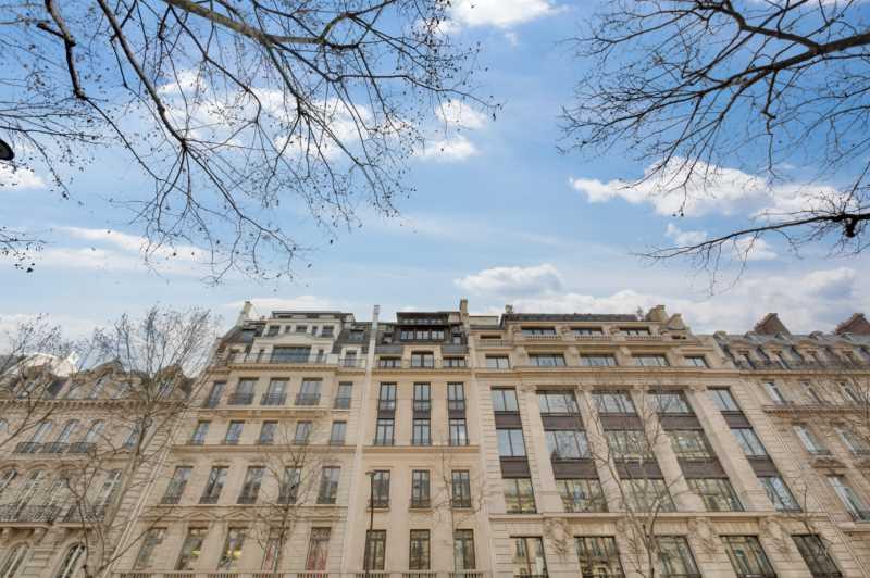 Photo du bien :  à Sous-louer Bureaux 75008 PARIS offre 856183