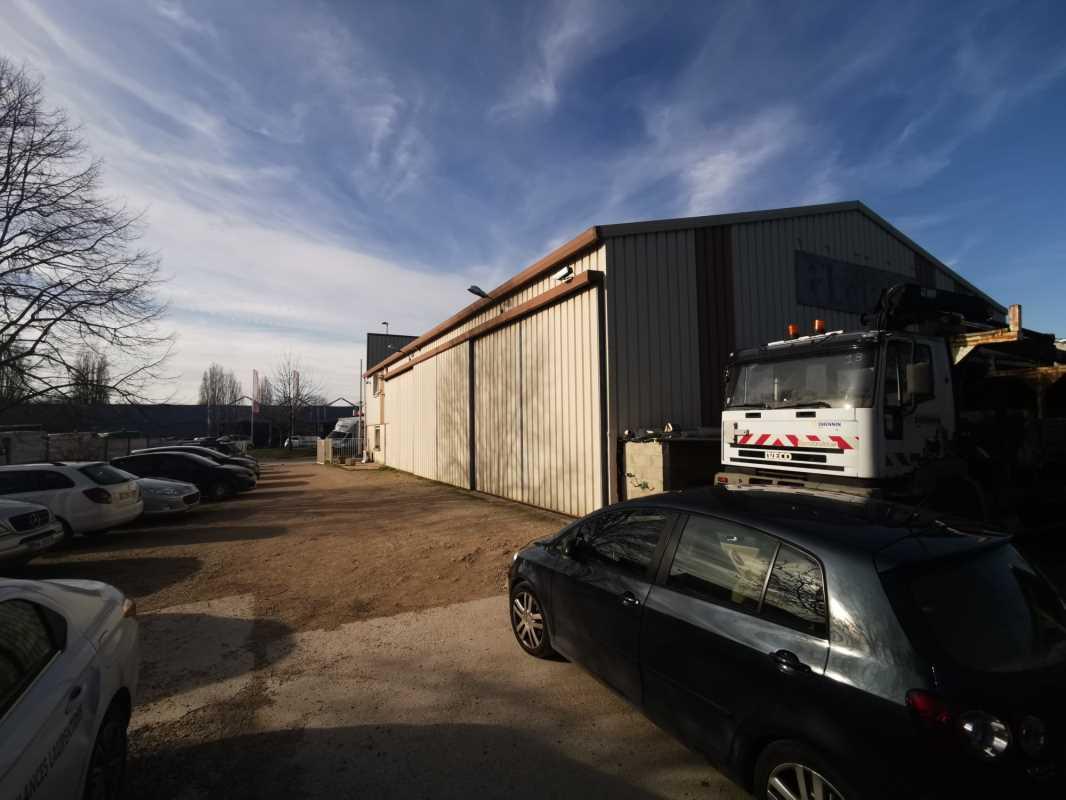 Photo du bien :  à Vendre Locaux d'activité 93470 COUBRON offre 856187