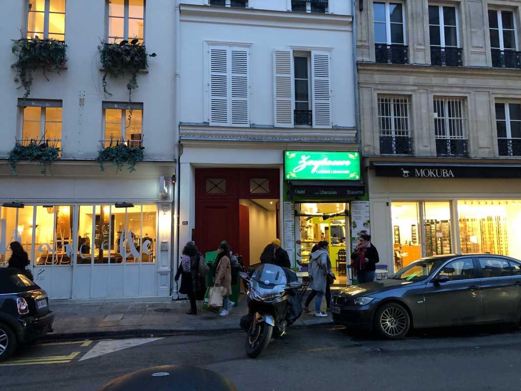 Photo du bien :  Cession de bail Locaux commerciaux 75001 PARIS offre 857919