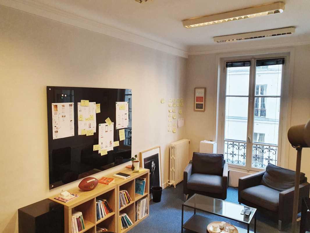 Photo du bien :  à Louer Bureaux 75016 PARIS offre 857926