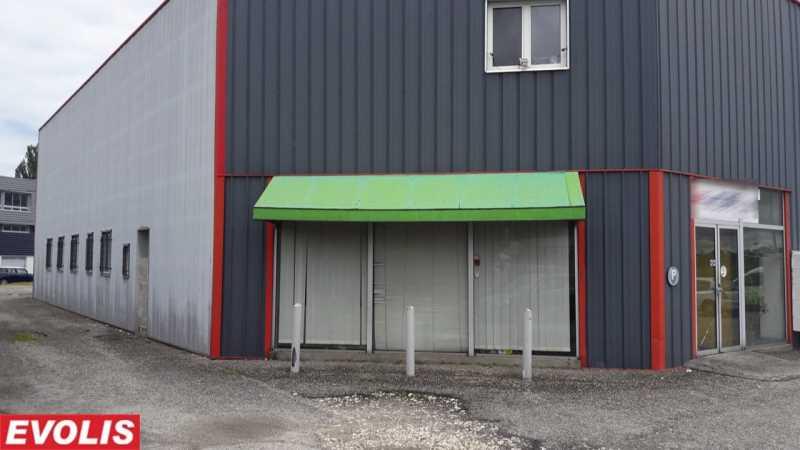 Photo du bien :  à Louer Locaux d'activité 33310 LORMONT offre 860010