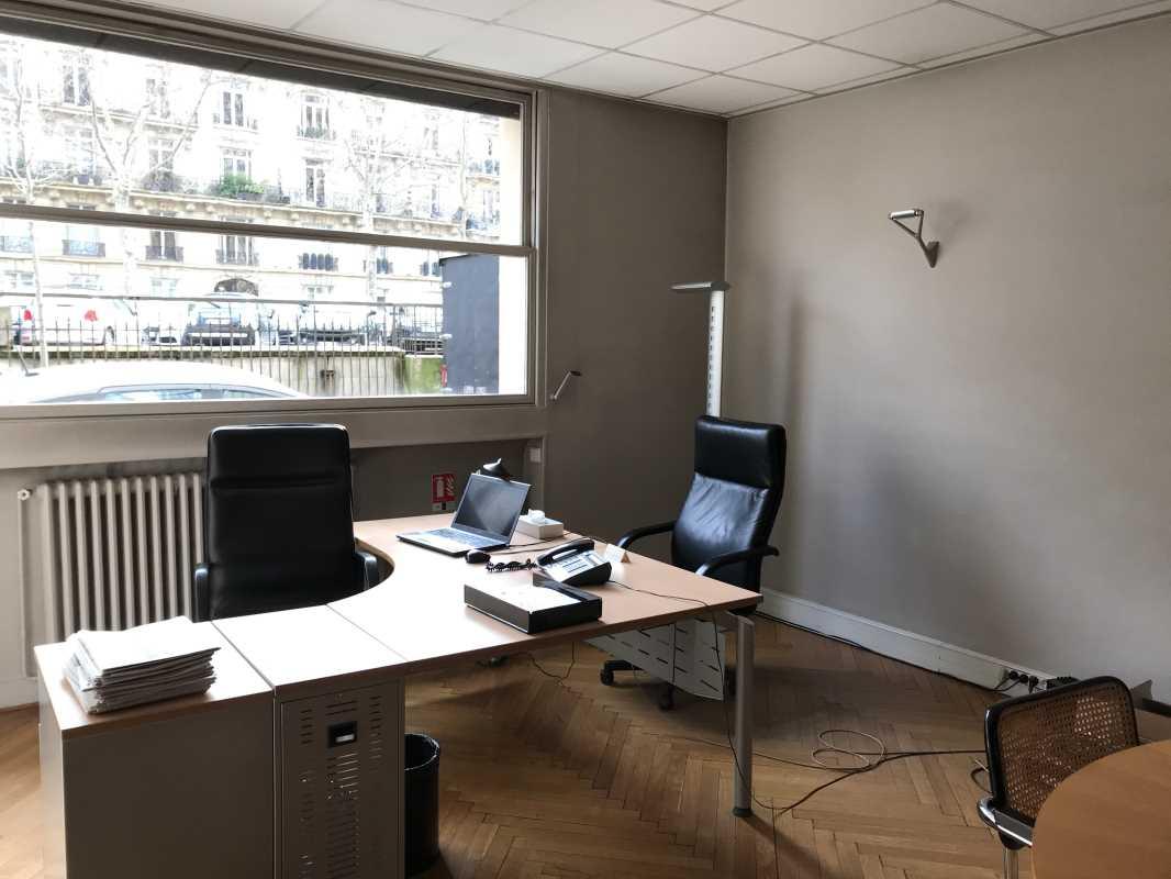 Photo du bien :  à Louer Bureaux 75016 PARIS offre 861612
