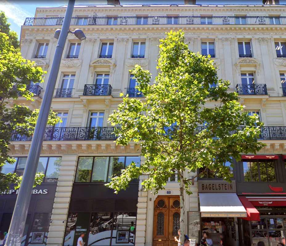 Bureaux de 600 m² À louer à Paris 3e Arrondissement