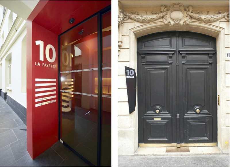 Bureaux de 144 m² À louer à Paris 9e Arrondissement