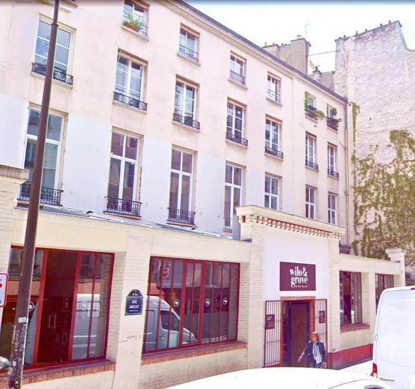 Show Room de 120 m² À louer à Paris 3e Arrondissement