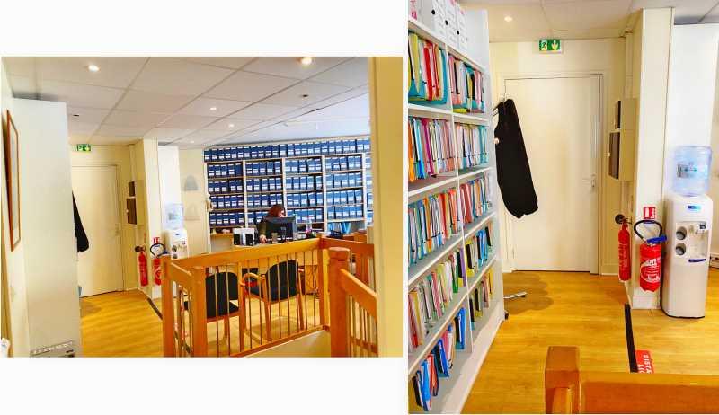 Bureaux de 264 m² À vendre à Paris 14e Arrondissement