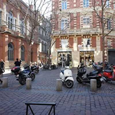 Local commercial Toulouse centre - 180 m²