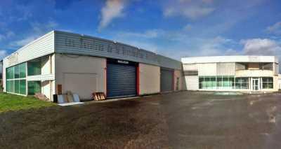 A LOUER Local d'activité de  753 m² COLOMIERS
