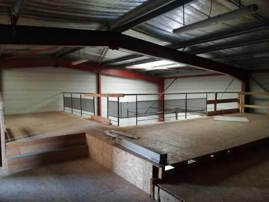 Local d'activité Toulouse  226 m2 ZI THIBAUD