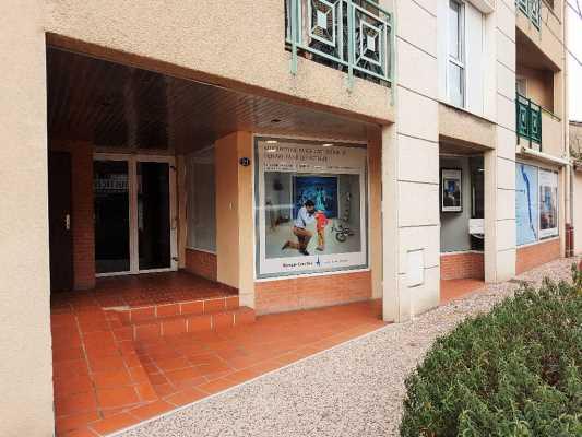 LOCAL COMMERCIAL / BUREAUX - Muret - A vendre et à louer