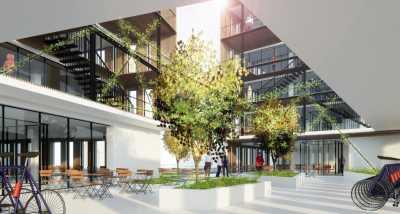 IMMEUBLE DE BUREAUX NEUFS A LOUER - 2.448 m2 - Borderouge Toulouse