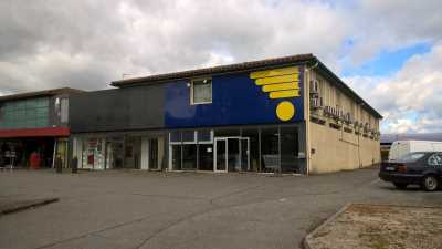 A LOUER LOCAL COMMERCIAL 330 M² TOULOUSE