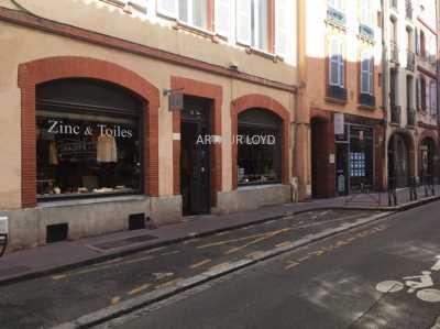 Cession de bail local 54 m² Toulouse Saint Etienne