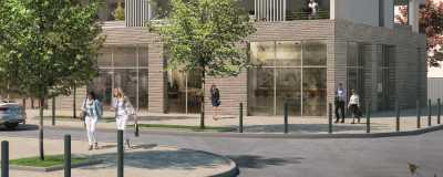 LOCAL COMMERCIAL à vendre à Toulouse (métro Trois Cocus)